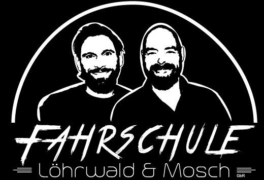 logo fahrschule löhrwald final